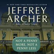 Not a Penny More, Not a Penny Less Audiobook, by Jeffrey Archer