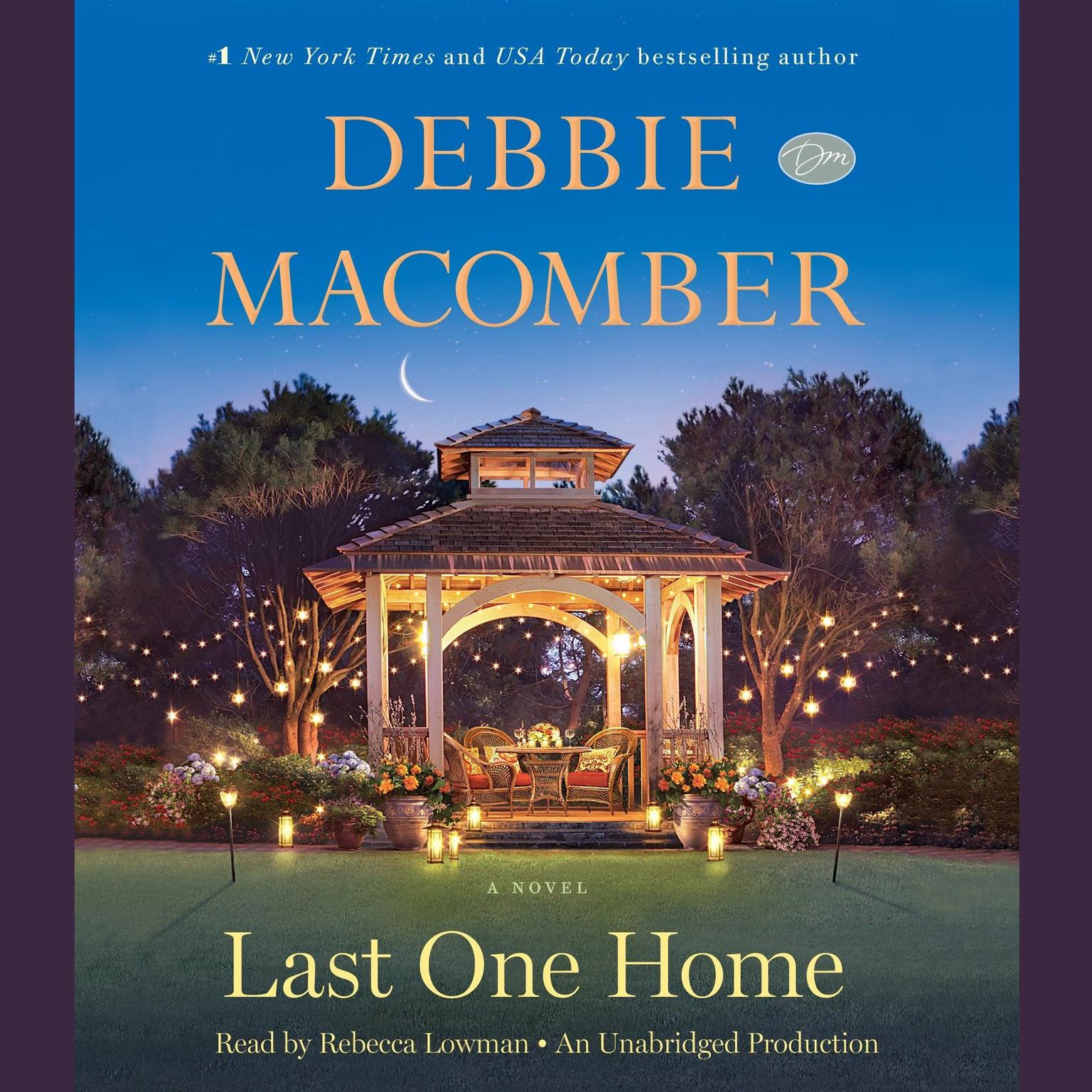 Printable Last One Home: A Novel Audiobook Cover Art