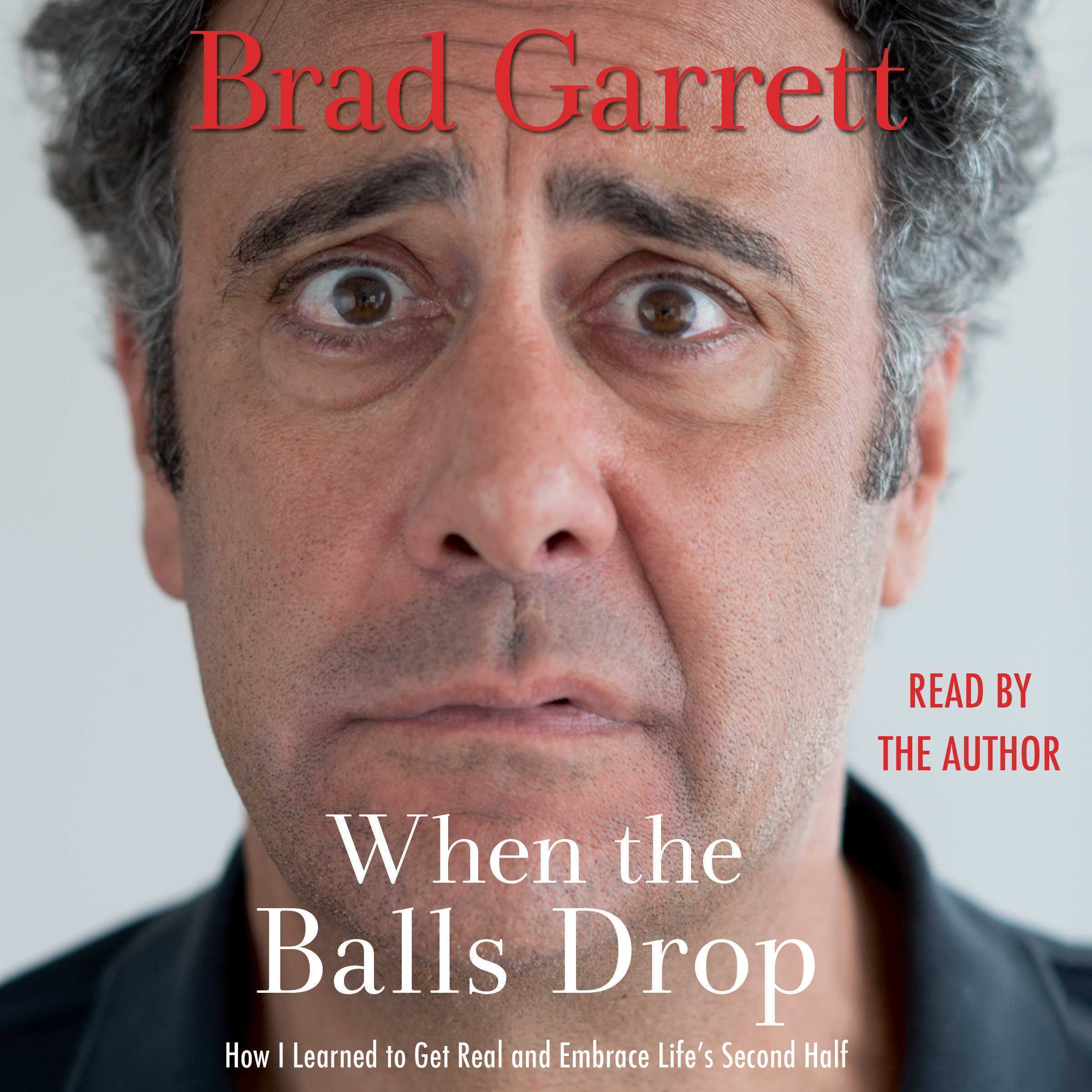 Printable When the Balls Drop Audiobook Cover Art