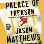 Palace of Treason: A Novel Audiobook, by Jason Matthews