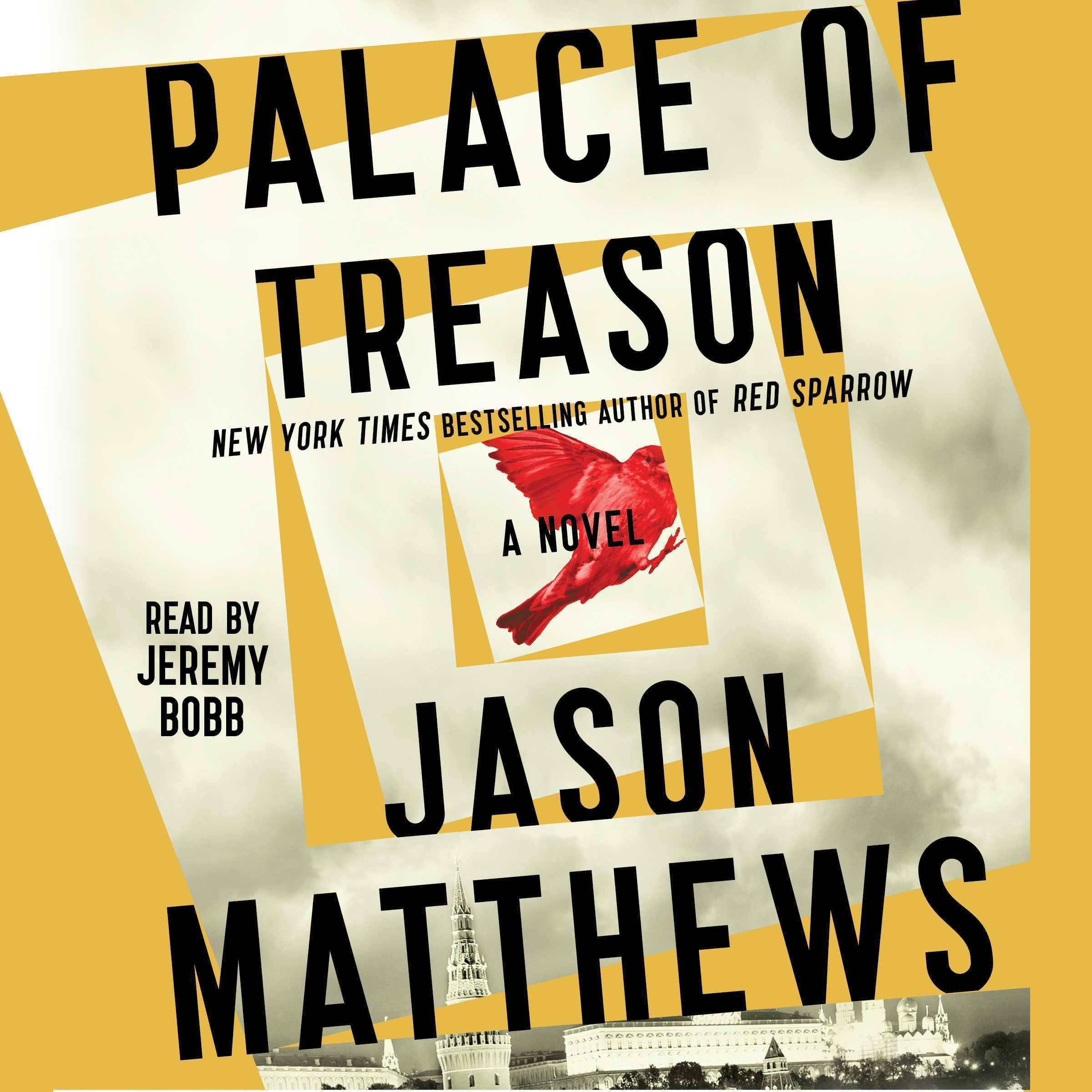 Printable Palace of Treason: A Novel Audiobook Cover Art