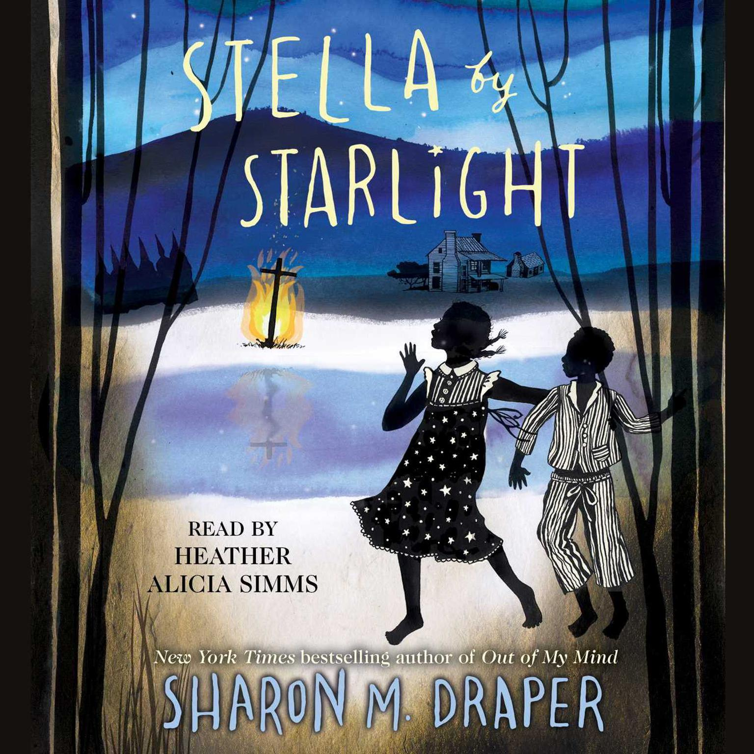 Printable Stella by Starlight Audiobook Cover Art
