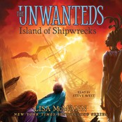 Island of Shipwrecks Audiobook, by Lisa McMann