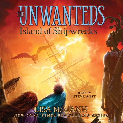 Island of Shipwrecks Audiobook, by