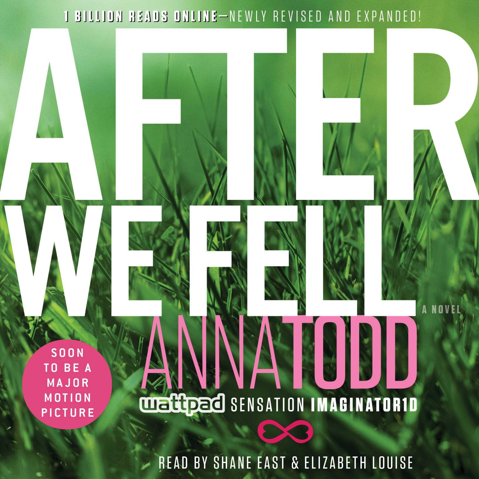 Printable After We Fell Audiobook Cover Art