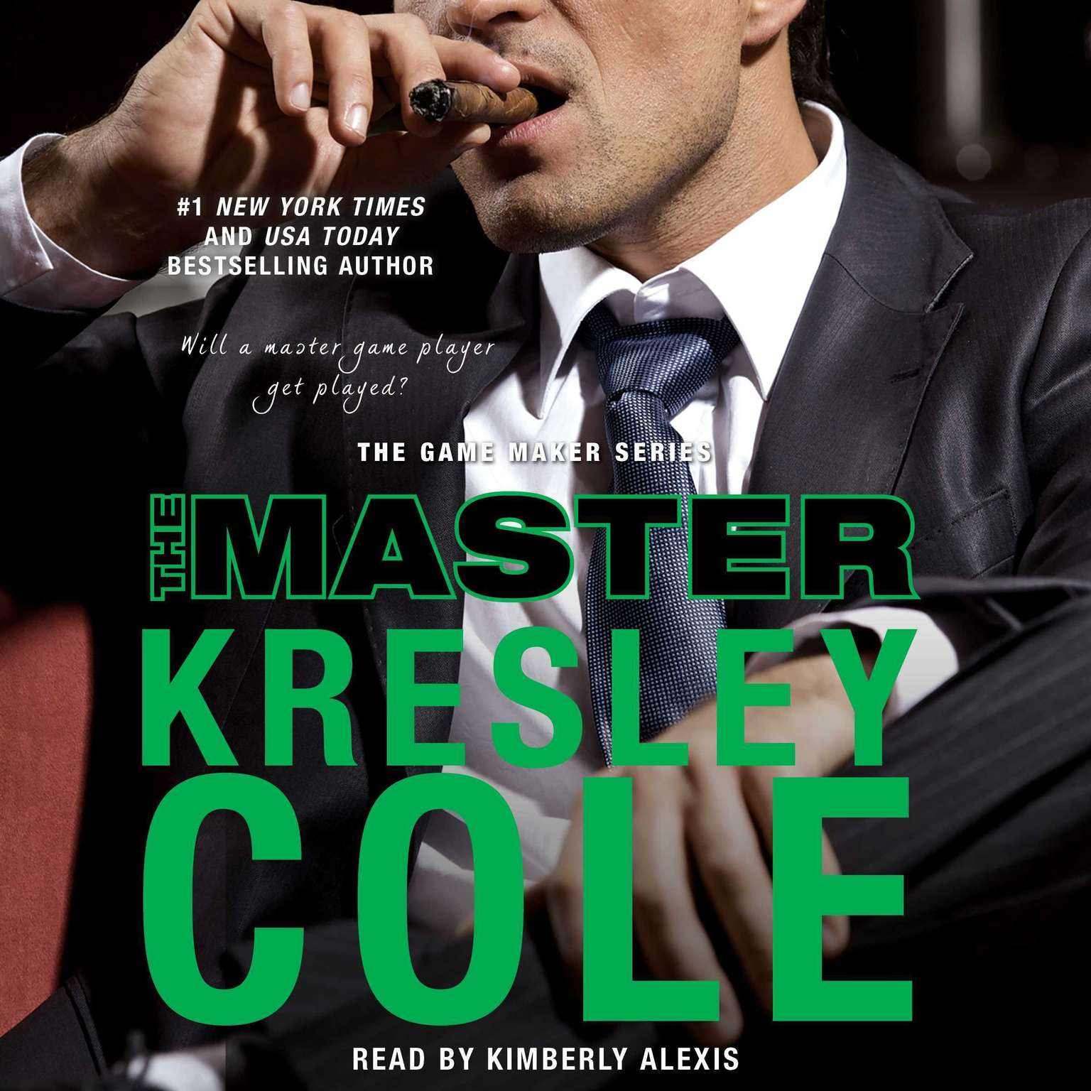 Printable The Master Audiobook Cover Art