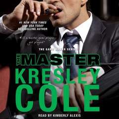 The Master Audiobook, by Kresley Cole