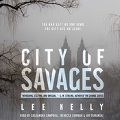 City of Savages, by Lee Kelly