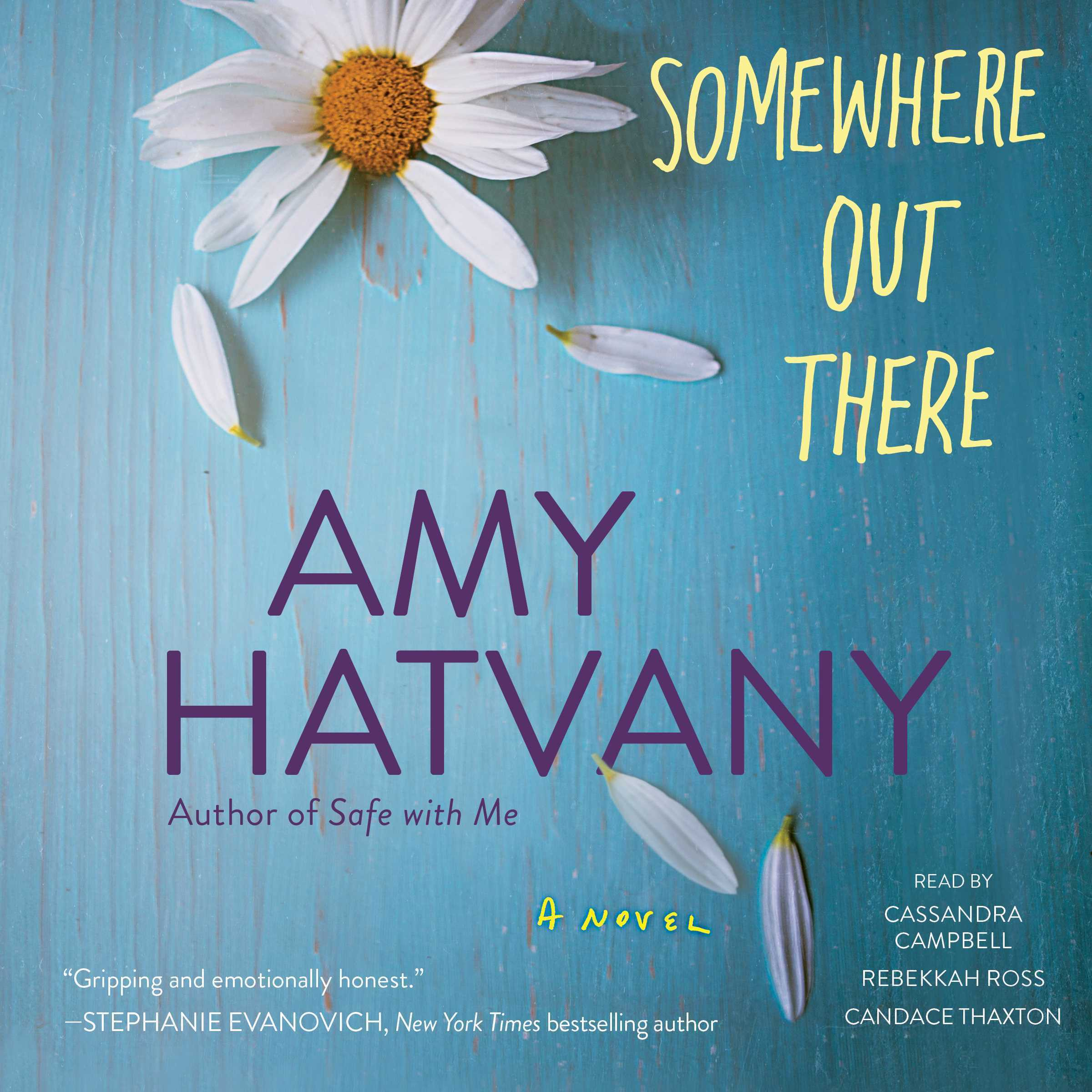 Printable Somewhere Out There: A Novel Audiobook Cover Art