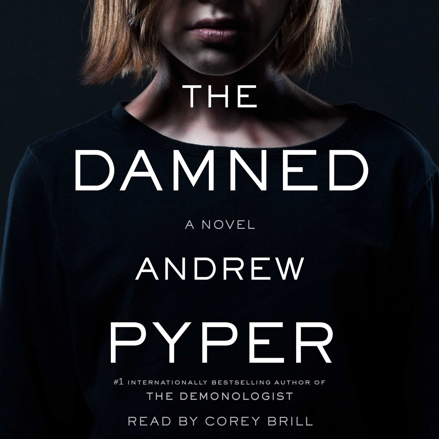 Printable The Damned: A Novel Audiobook Cover Art