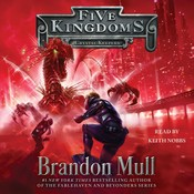 Crystal Keepers: Five Kingdoms, Book 3, by Brandon Mull