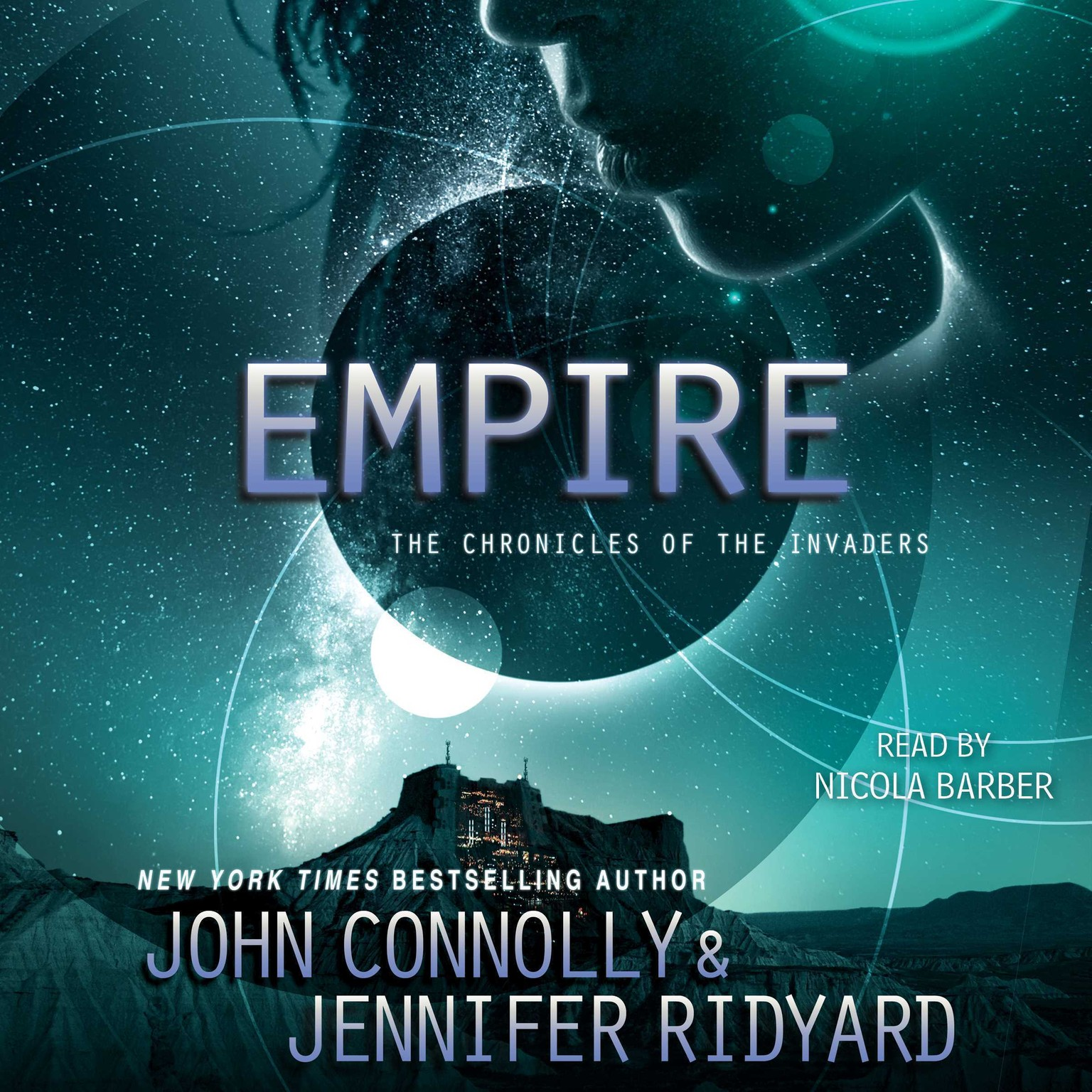 Printable Empire: Book 2, The Chronicles of the Invaders Audiobook Cover Art