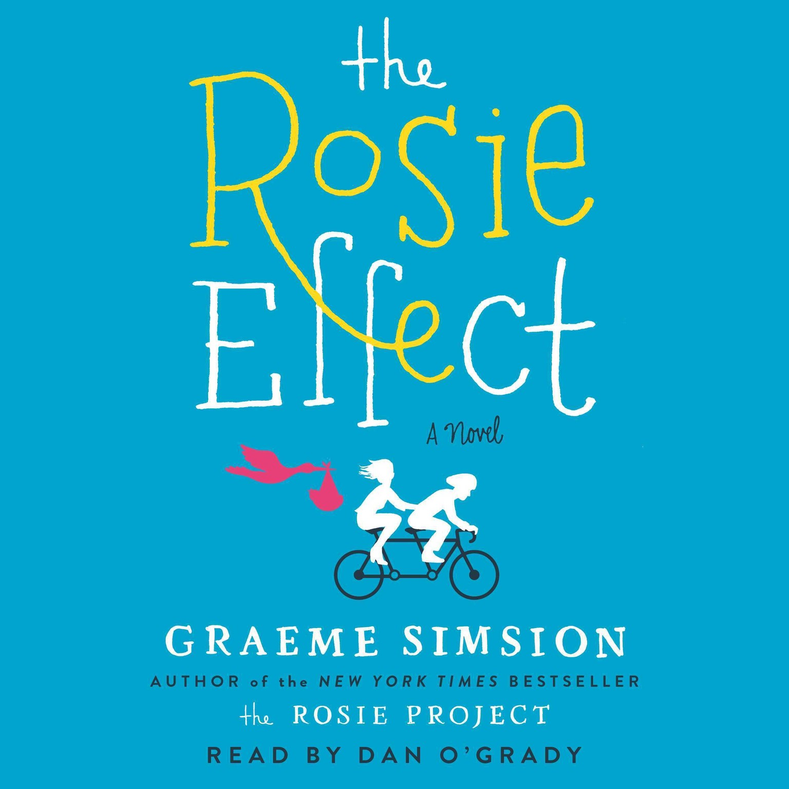 Printable The Rosie Effect Audiobook Cover Art