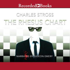 The Rhesus Chart Audiobook, by Charles Stross
