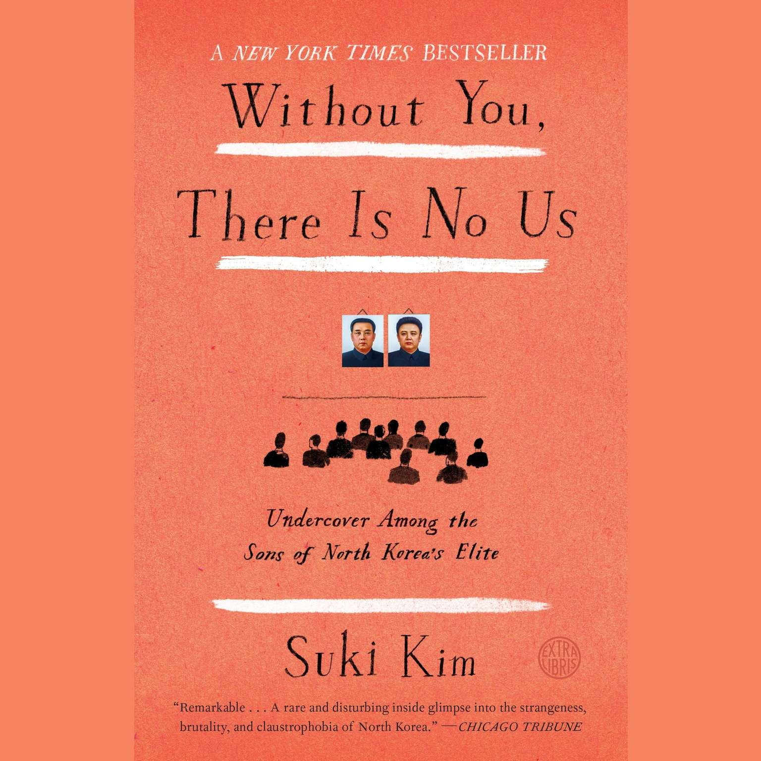 Printable Without You, There Is No Us: My Time with the Sons of North Korea's Elite Audiobook Cover Art