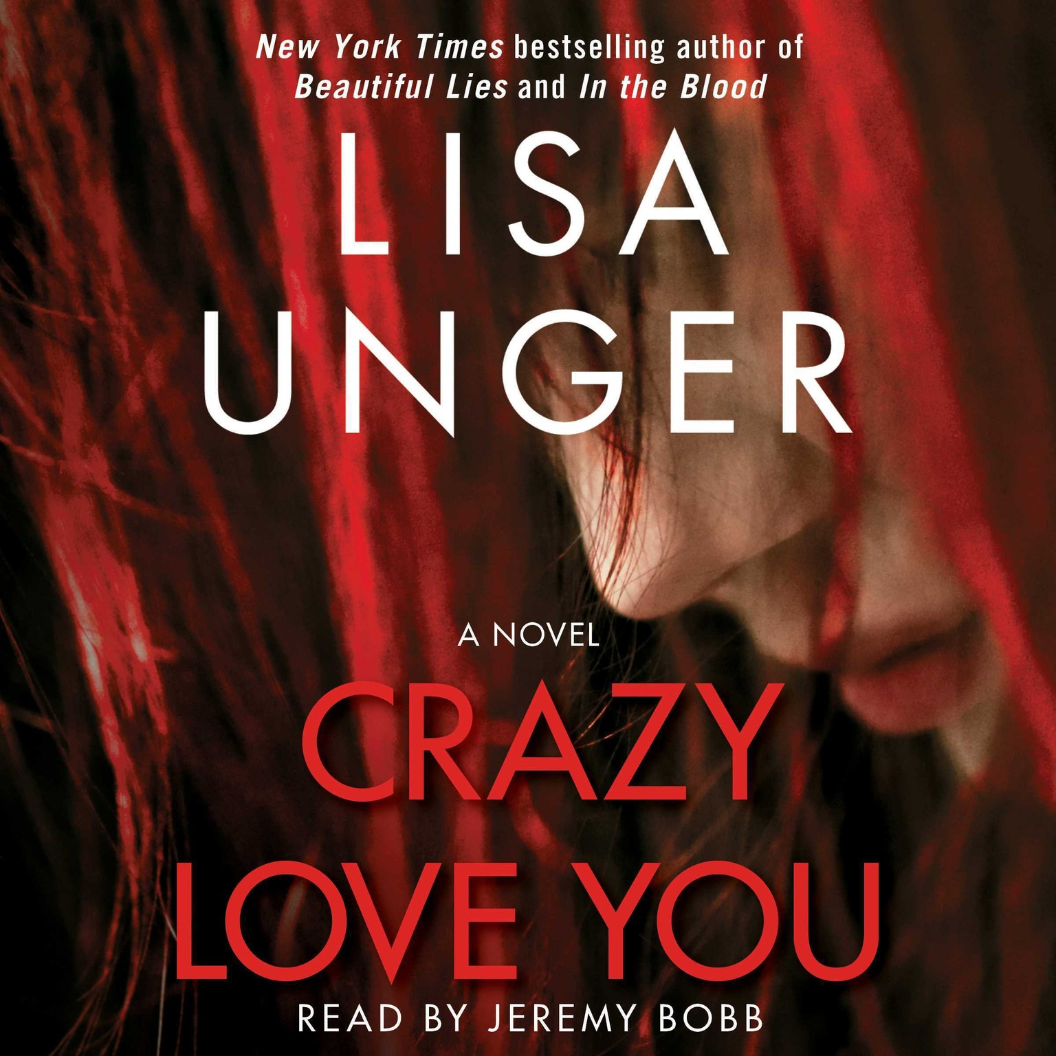 Printable Crazy Love You: A Novel Audiobook Cover Art