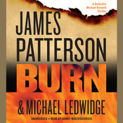 Burn Audiobook, by James Patterson, Michael Ledwidge