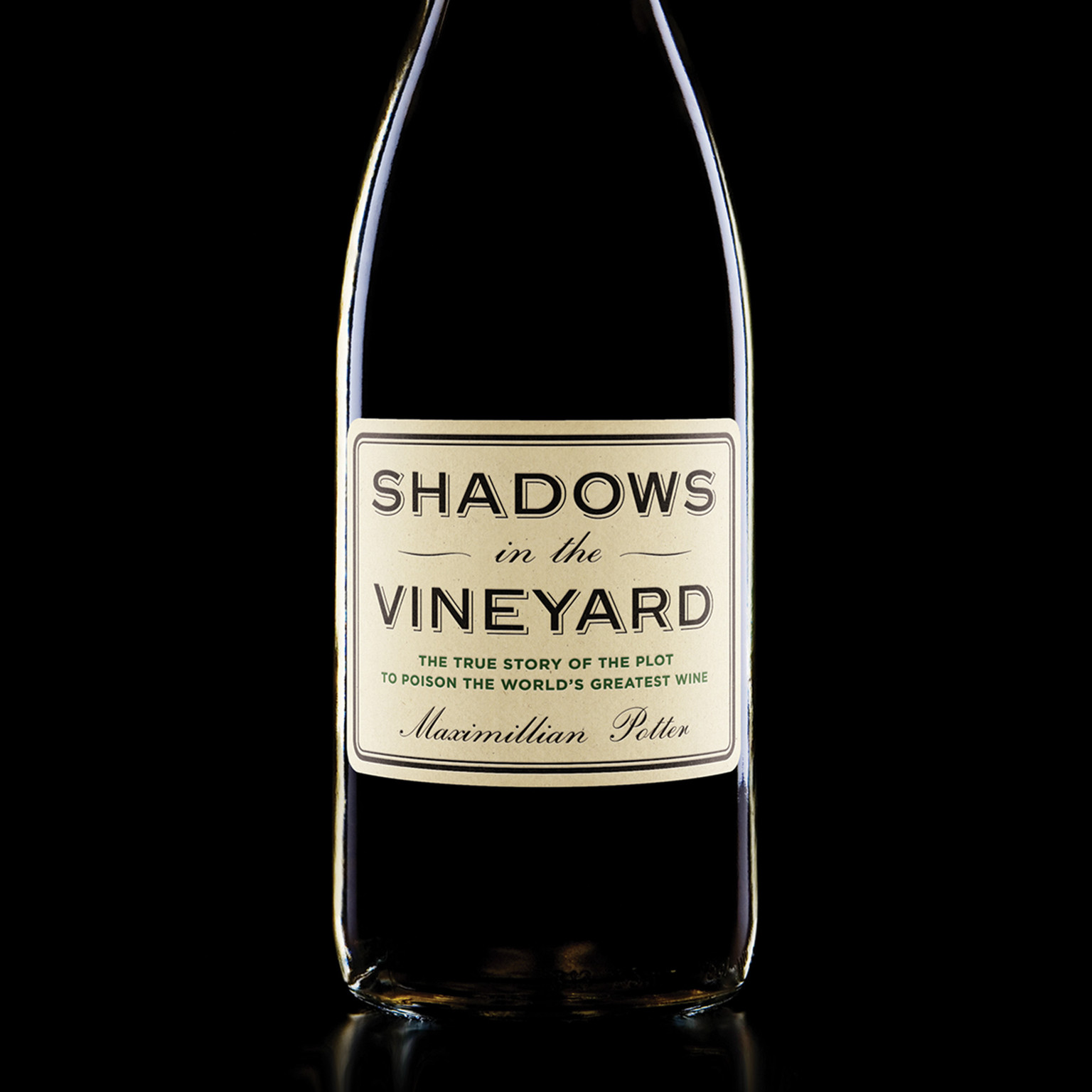 Printable Shadows in the Vineyard: The True Story of the Plot to Poison the World's Greatest Wine Audiobook Cover Art