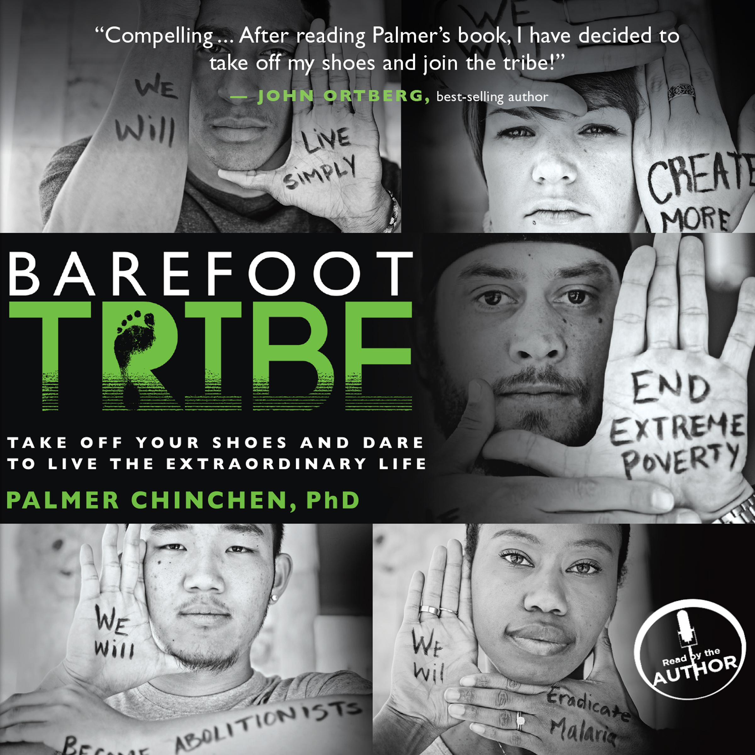 Printable Barefoot Tribe: Take Off Your Shoes and Dare to Live the Extraordinary Life Audiobook Cover Art