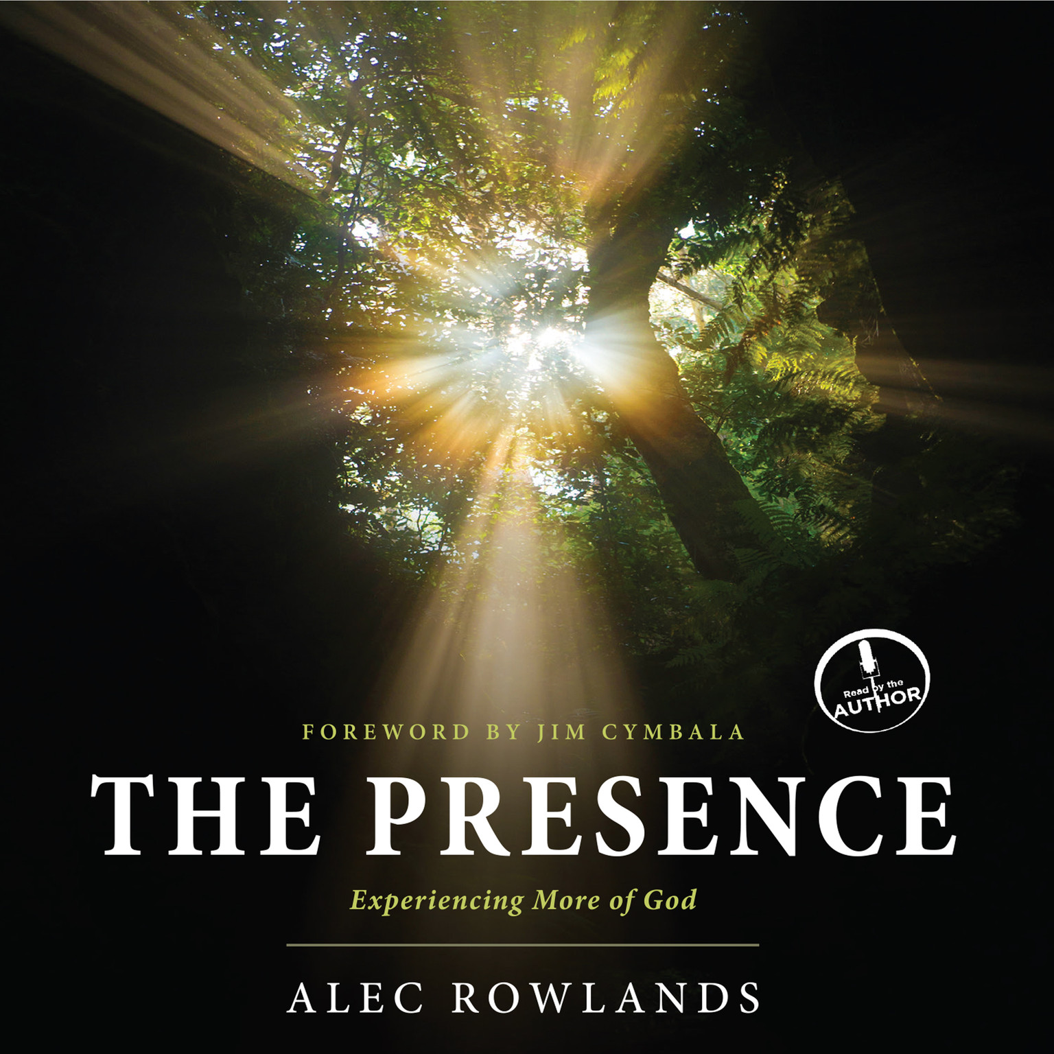 Printable The Presence: Experiencing More of God Audiobook Cover Art