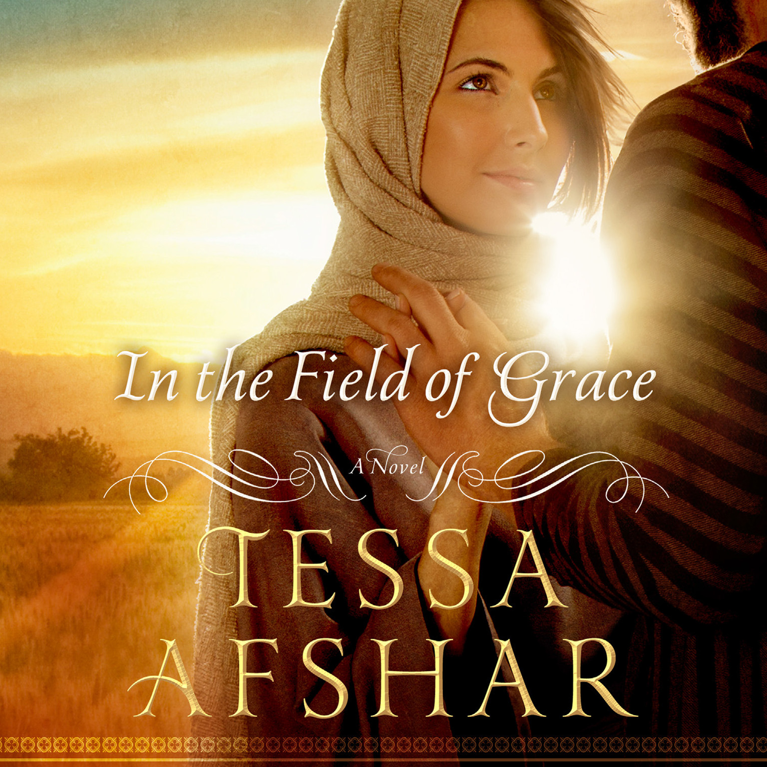 Printable In the Field of Grace: A Novel Audiobook Cover Art