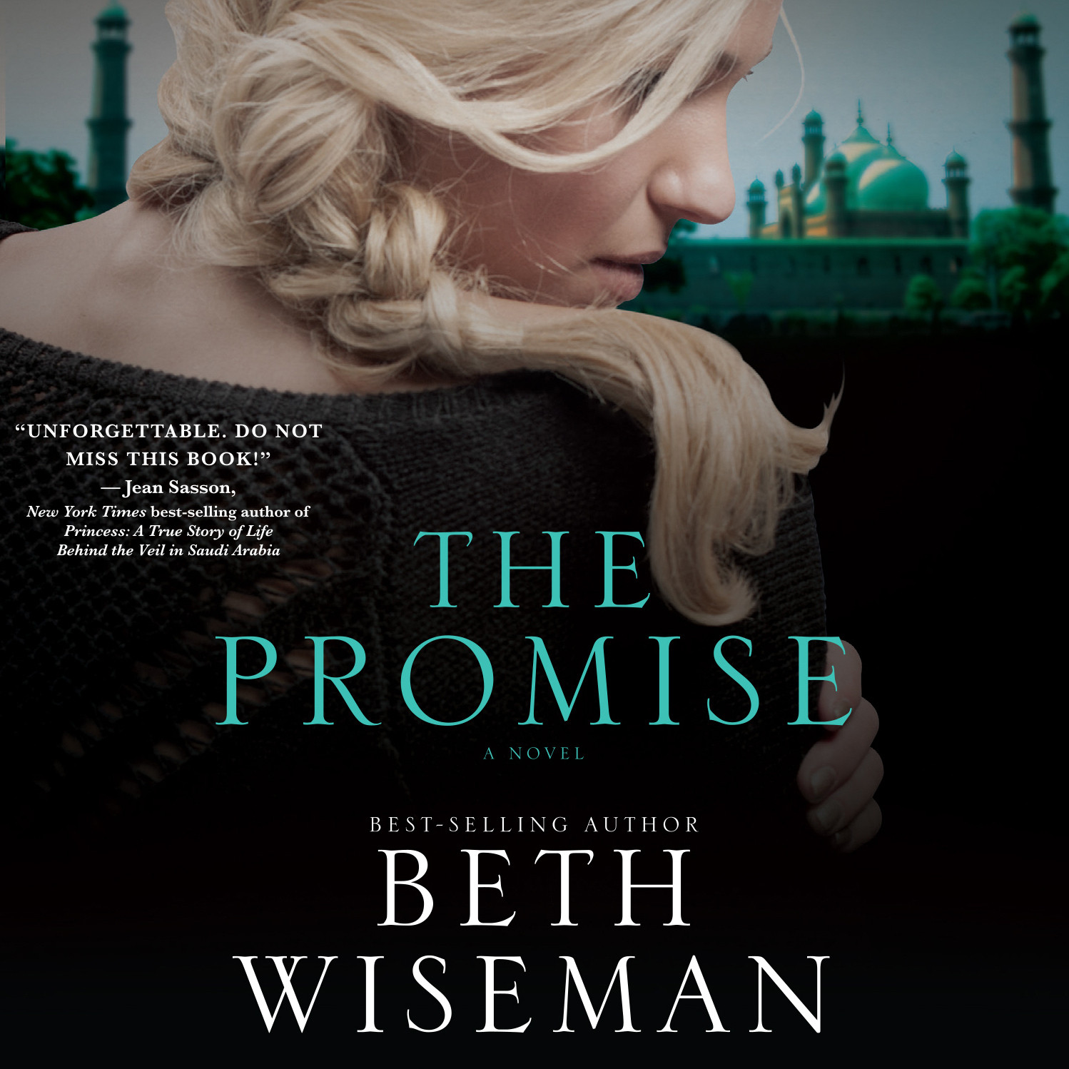 Printable The Promise Audiobook Cover Art
