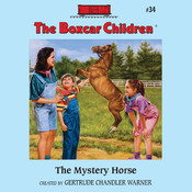 The Mystery Horse Audiobook, by Gertrude Chandler Warner
