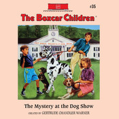 The Mystery at the Dog Show Audiobook, by Gertrude Chandler Warner