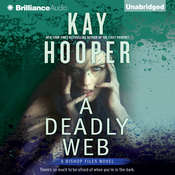 A Deadly Web: A Bishop Files Novel, by Kay Hooper