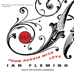 From Russia with Love Audiobook, by Ian Fleming