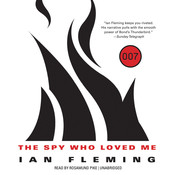 The Spy Who Loved Me  Audiobook, by Ian Fleming