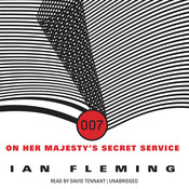On Her Majesty's Secret Service, by Ian Fleming