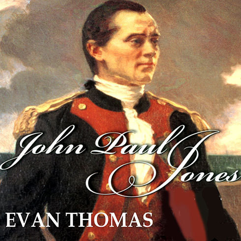 Printable John Paul Jones: Sailor, Hero, Father of the American Navy Audiobook Cover Art