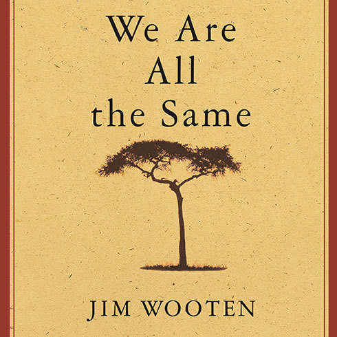 Printable We Are All the Same: A Story of a Boy's Courage and a Mother's Love Audiobook Cover Art