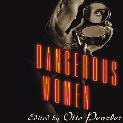 Printable Dangerous Women: Original Stories from Today's Greatest Suspense Writers Audiobook Cover Art