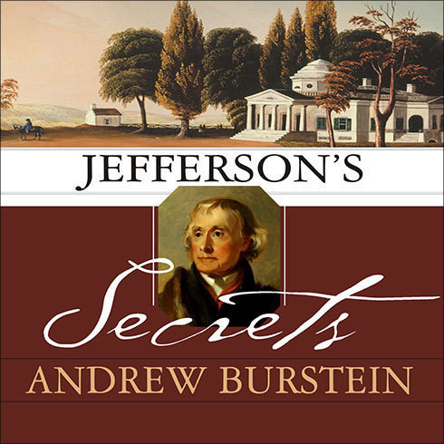 Printable Jefferson's Secrets: Death and Desire at Monticello Audiobook Cover Art