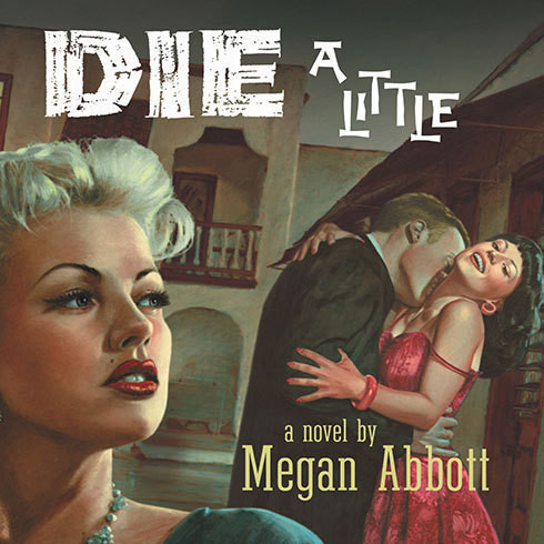 Printable Die a Little Audiobook Cover Art