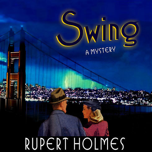 Printable Swing: A Mystery Audiobook Cover Art