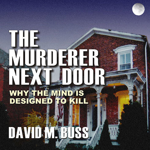 Printable The Murderer Next Door: Why the Mind Is Designed to Kill Audiobook Cover Art