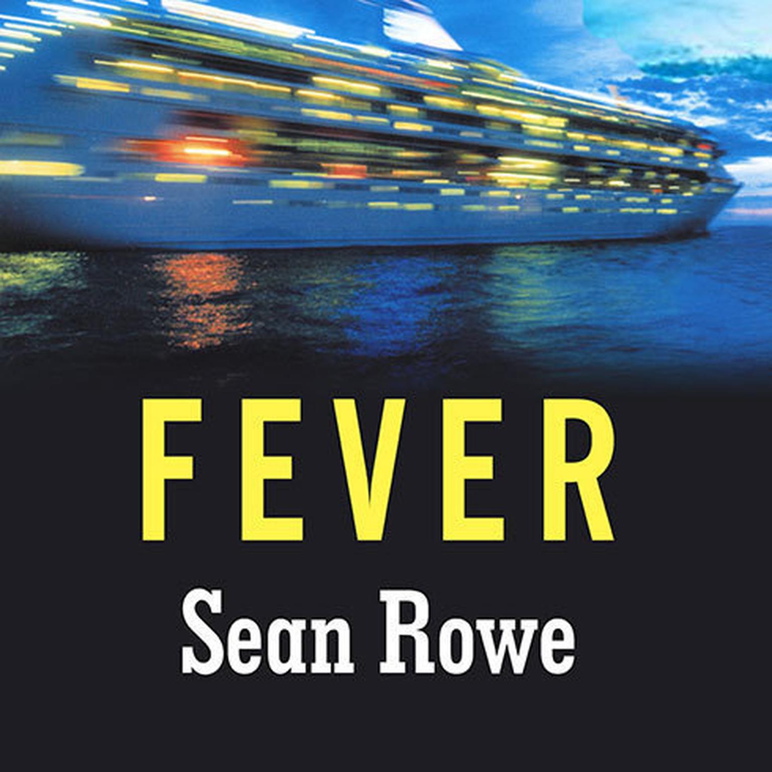 Printable Fever Audiobook Cover Art