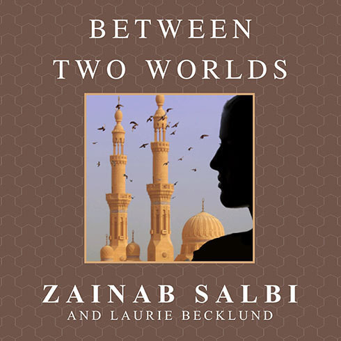 Printable Between Two Worlds: From Tyranny to Freedom My Escape from the Inner Circle of Saddam Audiobook Cover Art