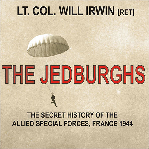 Printable The Jedburghs Audiobook Cover Art