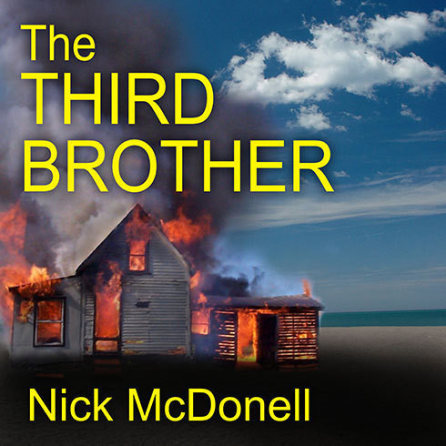 Printable The Third Brother Audiobook Cover Art