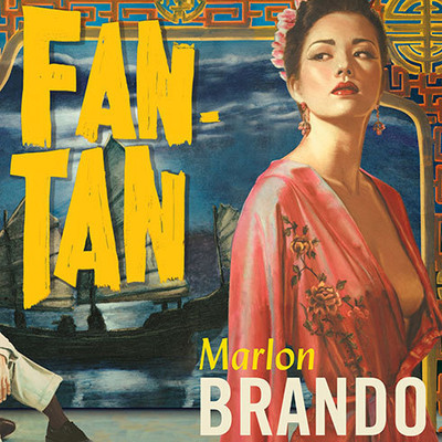 Fan-Tan Audiobook, by Marlon Brando
