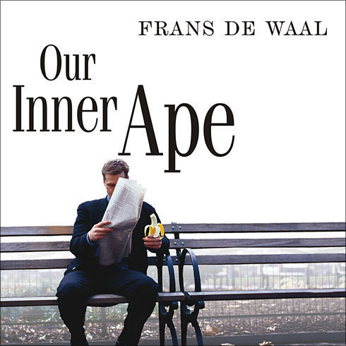 Printable Our Inner Ape: A Leading Primatologist Explains Why We Are Who We Are Audiobook Cover Art