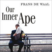 Our Inner Ape Audiobook, by Frans de Waal