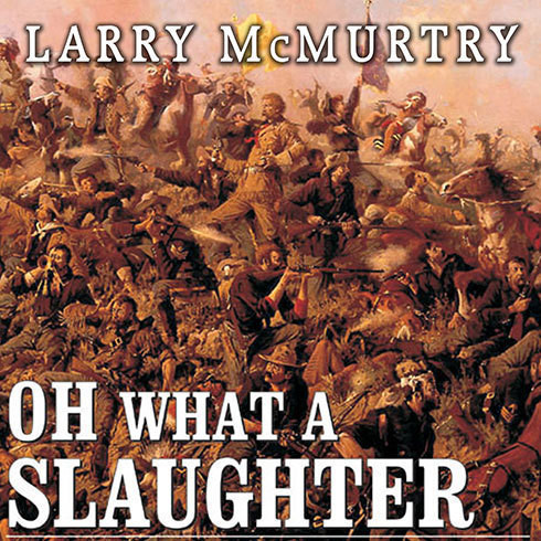 Printable Oh What a Slaughter: Massacres in the American West: 1846--1890 Audiobook Cover Art