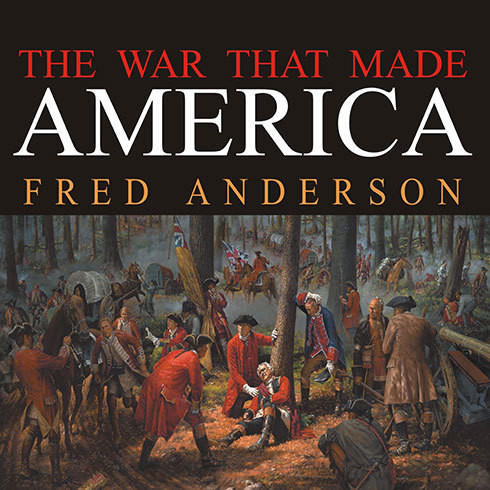 Printable The War That Made America: A Short History of the French and Indian War Audiobook Cover Art