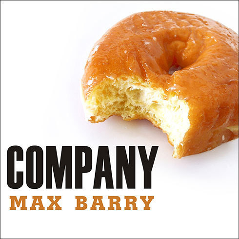 Printable Company Audiobook Cover Art