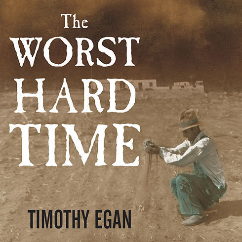 Printable The Worst Hard Time: The Untold Story of Those Who Survived the Great American Dust Bowl Audiobook Cover Art